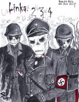 Nazi Zombies by Nemesis-of-the-Gods