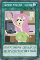 Thornmail (MLP): Yu-Gi-Oh! Card by PopPixieRex