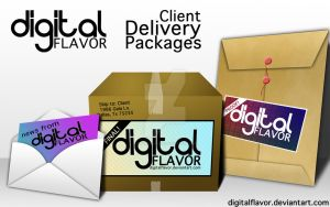 Client Icons by digitalFLAVOR