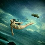The girl who dared to dream by theflickerees
