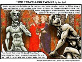 Time Traveling Twinks 09 by REBELComx