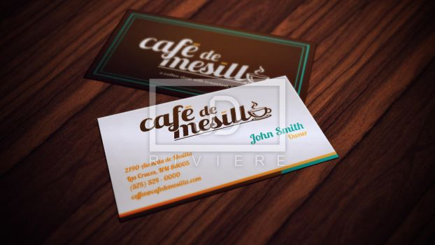 [Branding] Business Cards 05: CDM by Cordelier