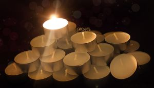 Candles over candles by PPFotografie