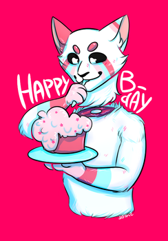 (2017) Abi's B-day by Solnc