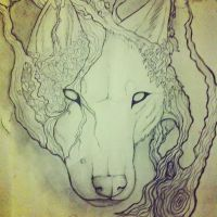 Wolf by EquineEve