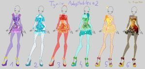 [SOLD OUT]Tynix Adoptables #2 by kacper11000