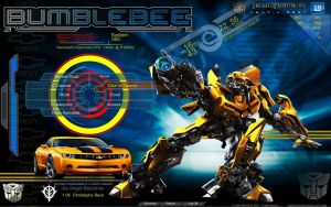Bumble Bee 1 1.1 by dpb261079