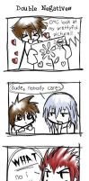 :KH: Double Negatives by kitsune-nilde