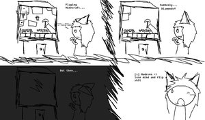 [s] view pointless comic by MadesenTheRaccoon