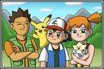 Kanto Memories (WIP) by ToonYoungster