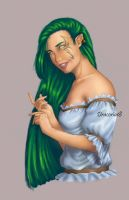 Annalee by Dracoria18