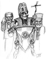 The Church Fathers by Jaxtus8a6