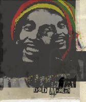 Songs of Freedom - Bob Marley by yorkey-sa