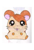 Hamtaro by leviiathan