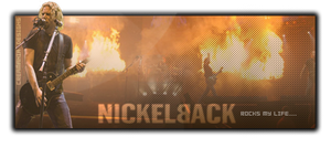 Nickelback Rocks My Life... by Creamania