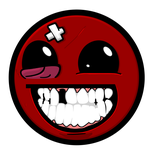 Meat Boy Awesome Smiley by E-rap