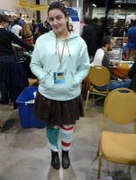 Me Cosplaying as Vanellope at MagFest 11 by shindigapparel