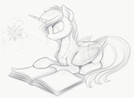 Sonny Reads a Book by Yakovlev-vad by TomFraggle