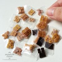 1:12 scale dollhouse miniature packaged biscuits by Snowfern