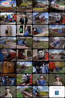 Thomas and Friends Episode 8 Tele-Snaps by VGRetro