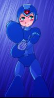 Megaman X by ThatChickWithDaPony