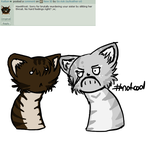 Ask Jayfeather #7: #notcool by 0o-Ask-Jayfeather-o0