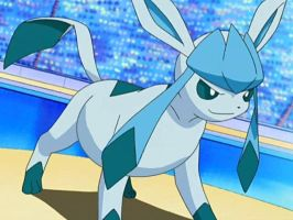 pregnant Glaceon by preggoediter