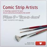 comic strip casting phase 2 by urbanoantunes
