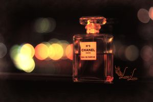 Chanel's No.5 by Leaush