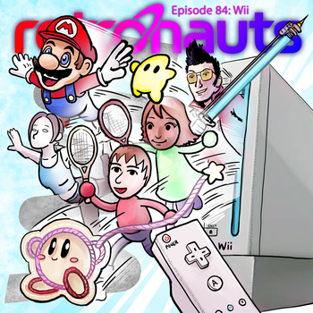 Retronauts 24 Wii Games by P5ych