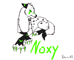 Noxy by Warrior135