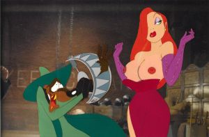 Jessica Rabbit Nice Boobie Trap Uncensored by Dustiniz117