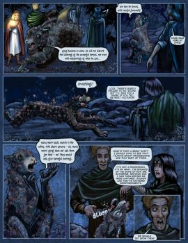 Prydain: the Graphic Novel, Chapter 9 Page 12 by saeriellyn