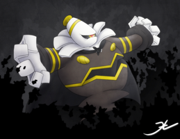 The Great Dusknoir by JCBrokenLight