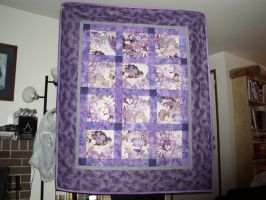 Jan Quilt - Finished by setralynn
