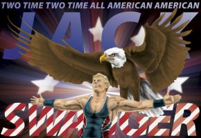 Jack Swagger by tomographiser