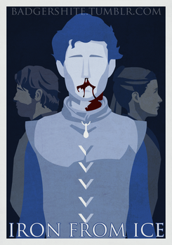 Telltale's Game Of Thrones: Episode 1 Poster by jakest123