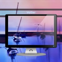 Voilier by Momez
