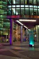 Berlin at night HDR No2 by freaky-x