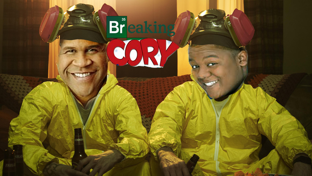 Cory in the (cRANK) house by the-slappy-returns