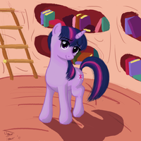 Draft Twilight Sketch by JamesTanner