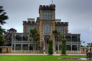 Larnach Castle.. by Mikelyjohnsono