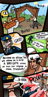 Word Comic: ABROGATE by Pro-val