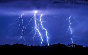 24 July 2013 Lightning by PaigeBurress