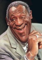 Bill Cosby by CarlosRubio