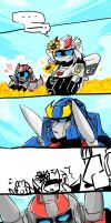 TF - datsuns and sunflower 2 by yamcat