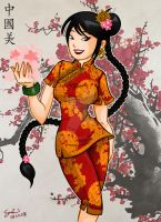 Chinese Beauty by samuka