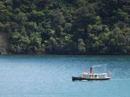 New Zealand 2014- boat 1 by Carlie-NuclearZombie