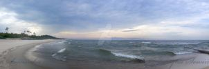 Sea view by CohullenDruith