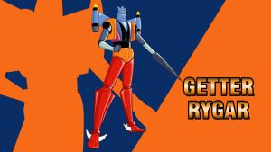 Getter Rygar Wallpaper by Zer013